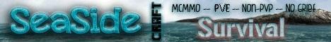 Seaside! Survival Economy server! Jobs, McMMO