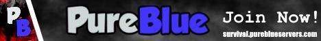 Pure Blue [Survival] [Friendly Community]