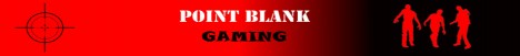 Point Blank Gaming Minecraft Server