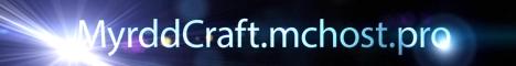 MyrddCraft Mature Survival Server