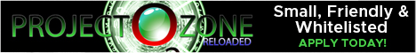 NEW! Project Ozone 2 Reloaded | Small, Whitelisted | Apply Now!