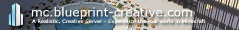Blueprint Creative ⮞ A Realism Server ⮞ 1.15.2