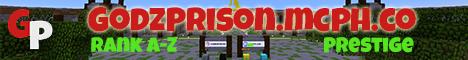 Godz Prison - BUILDERS NEEDED!!