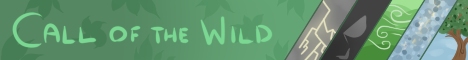 Call of the Wild - A Warrior Cats Roleplay Server