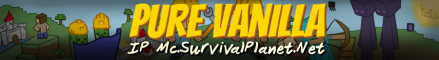 PureVanilla - Minecraft at it's Core