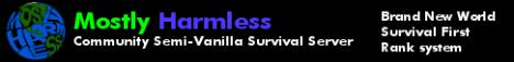 Mostly Harmless Community Server