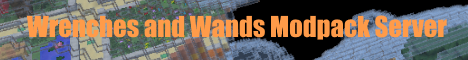 Wrenches and Wands 1.7.10 Server