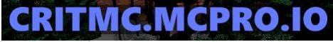 CritMC - [Skyblock][HCF][24/7][pvp]