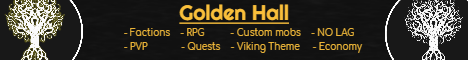 Golden Hall PvP