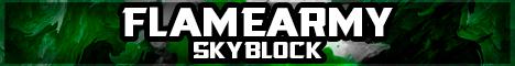 FlameArmy Skyblock