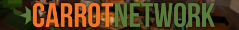 CarrotNetwork | LegacyPVP | 24/7