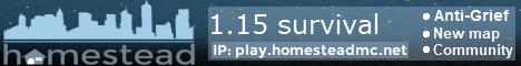 Homestead - 1.15 Survival