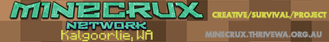 The Minecrux Network