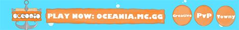 OCEANIA - Surviavl - Creative - PvP