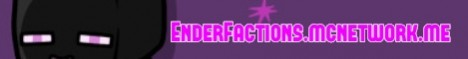 [○EnderFactions○] (Staff Needed)