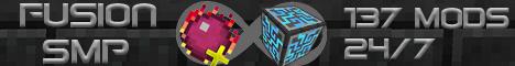 FusionMC 1.12.2 Modded Survival Server
