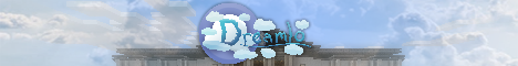 ☁️ Dreamlo: Modded SMP ☁️ Whitelisted ☁️ Server Events ☁️ Discord ☁️ Community Focused! ☁️