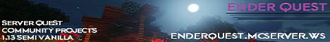 EnderQuest Survival/Vanilla (1.13.2)