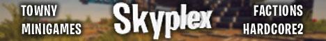 Skyplex Hub [Towny] [More coming soon]
