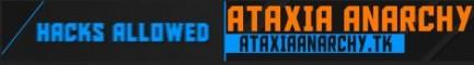 ATAXIA ANARCHY 1.13 SURVIVAL VANILLA MINECRAFT
