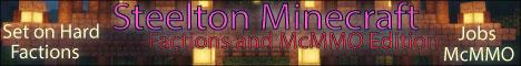 [1.13] Factions, McMMO, Jobs Survival Server SteeltonMC