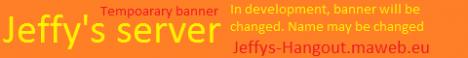 Jeffy's server