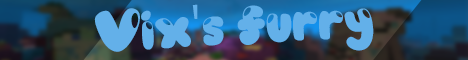 Vix's furry Minecraft - Survival [1.13.2]