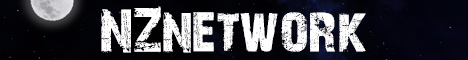 NZNetwork Minecraft [1.8 - 1.16.4] Kiwi Server - Bungeecord - Multiple servers - Great community - Minigames | minecraft.nznetwork.co.nz