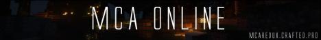 Minecraft Comes Alive Online (MCA Online)