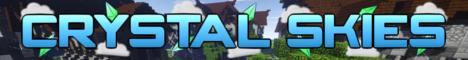Crystal Skies Vanilla [Whitelist applications open!]