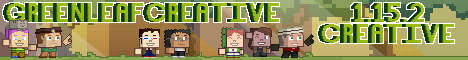 GreenLeaf Creative - 1.15.2 Creative Community Server
