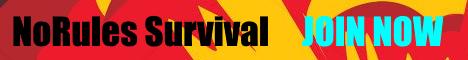 No Rules Vanilla Survival