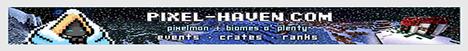 Pixel Haven: Pixelmon and Biomes O' Plenty Server