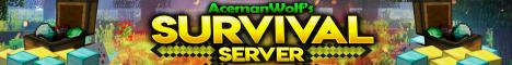 AcemanWolf's Minecraft Server