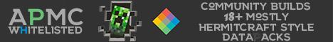 APMC Community Server || Brand New [18+ (Mostly)] (Whitelisted) (1.14.4)