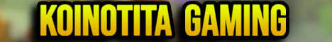 Koinotita Gaming [Discord Giveaways] [Awesome SMP] [Friendly Staff Team]