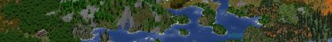 Open world custom terrain creative with WorldGuard and WorldEdit
