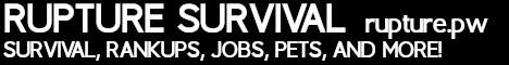 RUPTURE SURVIVAL 1.16 - 1.17