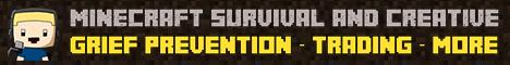 Menacecraft Survival Server