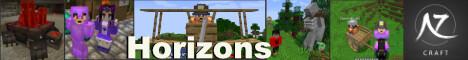AzCraft Horizons 2 | A Feature Rich, Beautiful World!