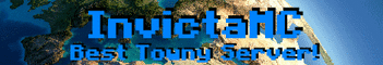 [1.17.1] InvictaMC   Towny EARTH 1:1000 scale Geopolitics  - Guns, Tanks, Helicopters, Brewery and a lot More!
