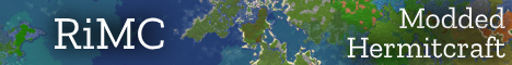 RiMC - Hermitcraft-like Modded Community