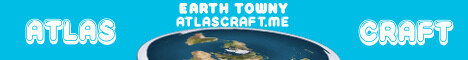 AtlasCraft Earth Towny