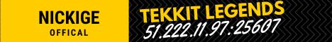NICKIGE OFFICAL |TEKKIT LEGENDS|