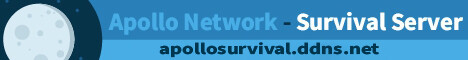 Apollo Survival Server