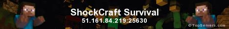 ShockCraft Survival