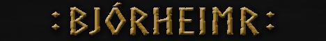 Bjórheimr! Roleplay Survival Server! 1.17.1