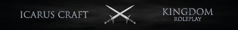 Icarus Craft - Kingdom/RP - PlayerShops - Looking for kings - Dynmap