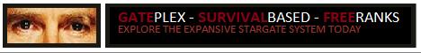 Gateplex: The Ultimate Stargate-Minecraft Survival Experience