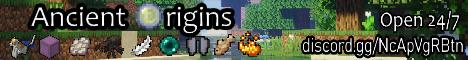 Ancient Origins [Origins Mod]